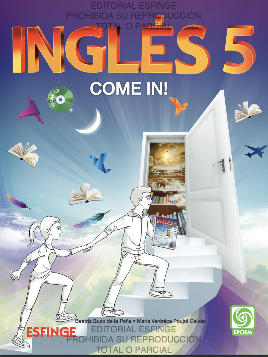Inglés 5 Come in